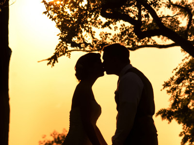 Scott & Norah's Wedding - The White House Lodge at Webster Park