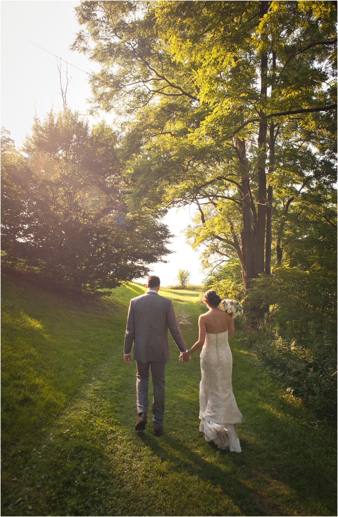 Webster Park Wedding