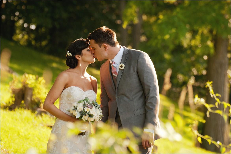 Norah & Scott White House Webster Park Wedding